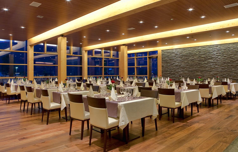 Special T Si >> Restaurant 2864 - Bohinj ECO Hotel
