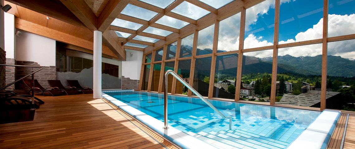 Wellness bohinj eco hotel for Wellness hotel slovenia