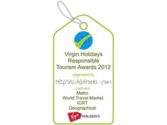 Virgin Holidays Responsible Tourism Awards 2012