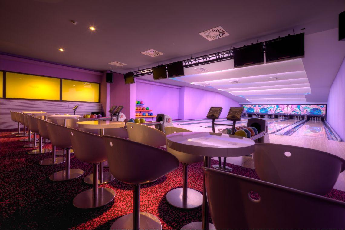 Bowling Bohinj Eco Hotel